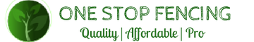 One Stop Fencing Logo