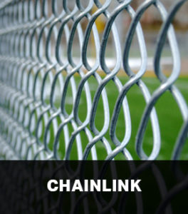 Chain Link Fence in City Of Seattle