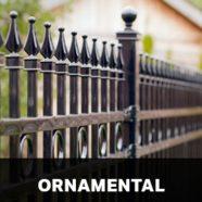 OneStopFencing Ornamental Fencing